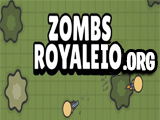 ZombsRoyale.io Play, Mods, Hacks, Unblocked