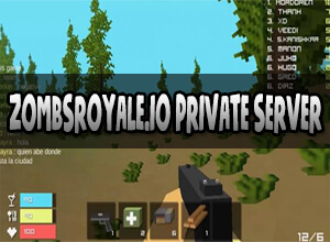 Photo of Why You Should Play in ZombsRoyale.io Private Server?
