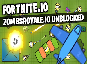 How To Play ZombsRoyale.io Unblocked Games?