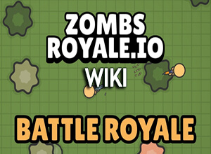 Photo of ZombsRoyale.io Wiki