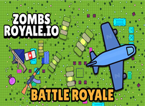 What Is ZombsRoyale.io Game?