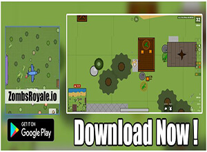 Photo of ZombsRoyale.io APK for Mobile Gaming