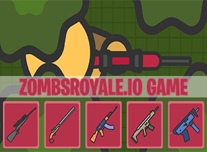 Basic Features Of ZombsRoyale.io Game