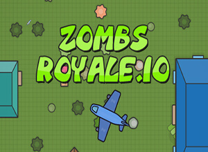 zombsroyale.io gameplay