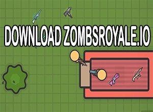 Kill And Shoot Enemies with ZombsRoyale.io Download