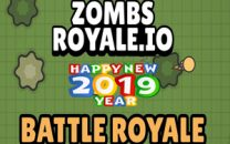 ZombsRoyale.io Game 2019