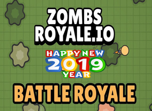 zombsroyale.io game 2019