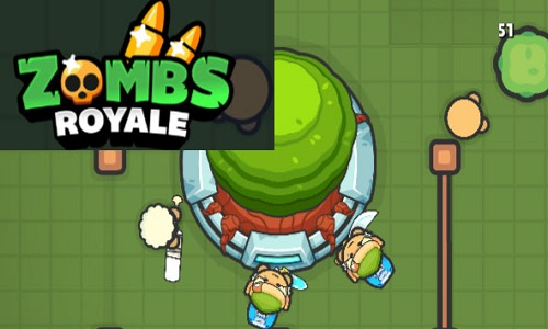 zombsroyale.io game 2020