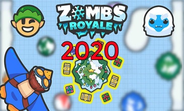 Photo of ZombsRoyale.io Online 2020