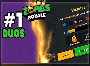 ZombsRoyaleio Android