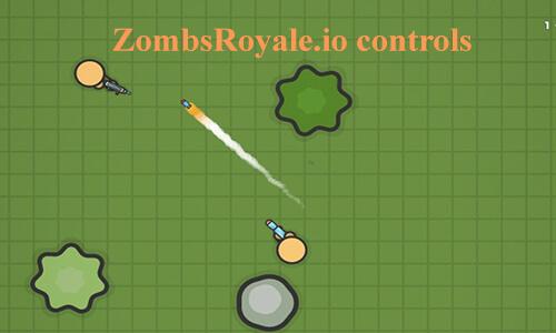 zombsroyale.io controls