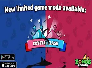 Photo of ZombsRoyale.io Crystal Clash Game