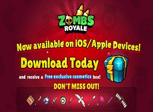 ZombsRoyale.io For Mobile