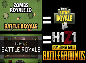 Photo of ZombsRoyale.io vs Surviv.io