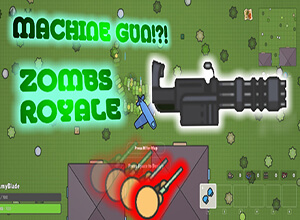 Photo of ZombsRoyale.io Best Guns