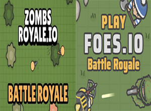 Photo of ZombsRoyale.io vs Foes.io